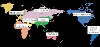 Kode Telepon Negara Pada Saat Tahun 2016