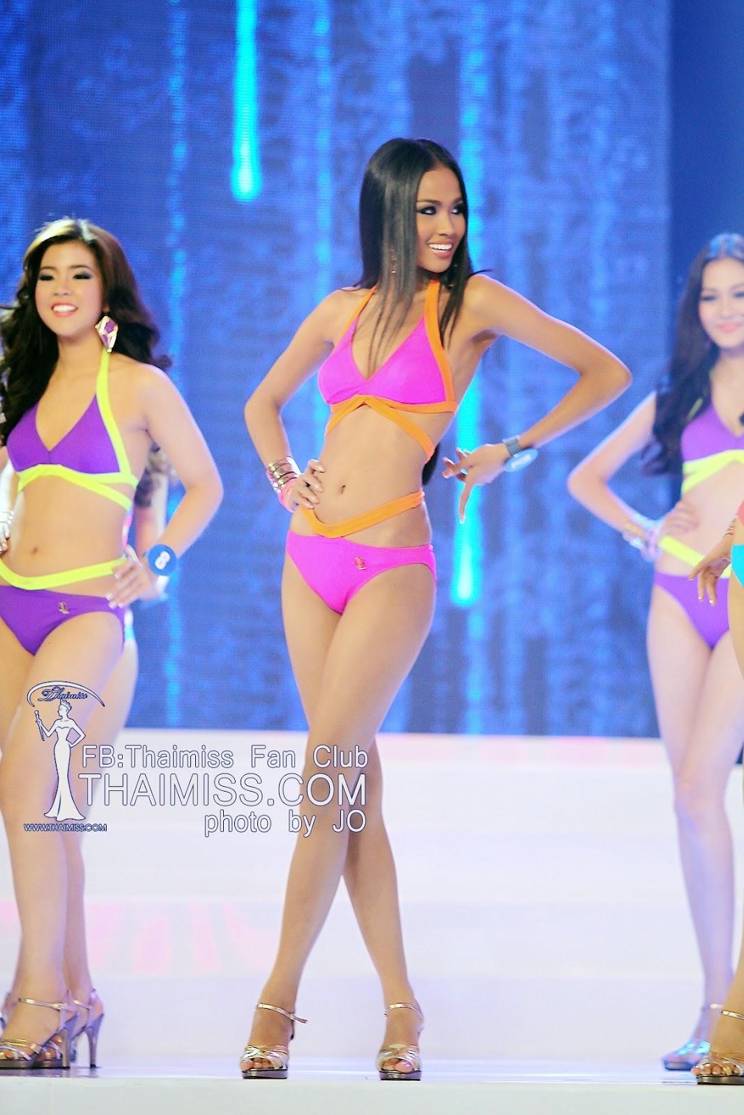 World Miss Thailand 2014