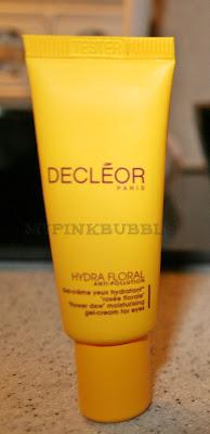 Decleor Hydra Floral la crema Hidratante para ojos