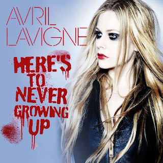 chord gitar Avril Lavigne Here's To Never Growing Up