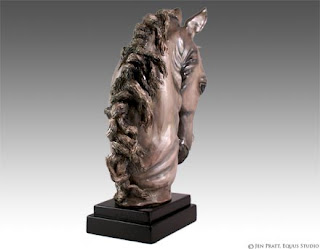 horse sculptures, equestrian art, equine sculpture