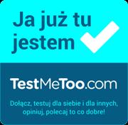"""<a href=""""https://testmetoo.com/dolacz-do-nas/?token=24950cfa5c01b272af87e62be2386b0b""""><img alt=""""TestMeToo - dołącz do nas"""" style=""""border: 0; outline: 0;"""" src=""""https://testmetoo.com/images/banner1.png""""></a>"""