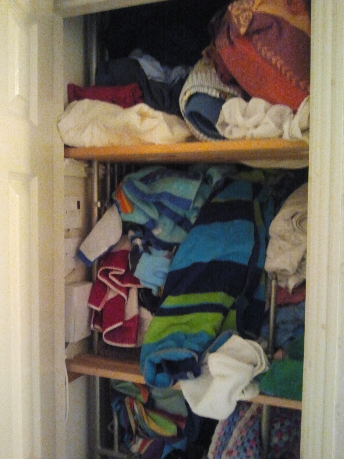 Amazing photo of My airing cupboard before with #284961 color and 1200x1600 pixels