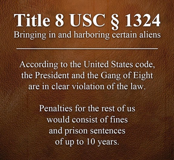 Title 8 USC § 1324 — Bringing in and harboring certain aliens