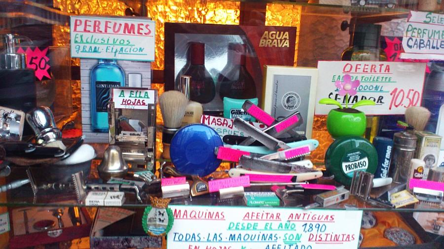 Droguería Alfonso,planeta Bilbao,comercio