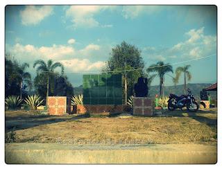 Halaman Pendopo Kedua Selo Belah