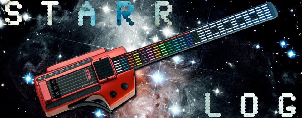 Starr Labs Ztar MIDI Guitar MIDI Controllers Professional MIDI