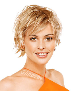 Short Hairstyle Easiest