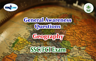 Geography - GK Quiz