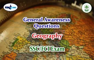 Geography - GK Quiz