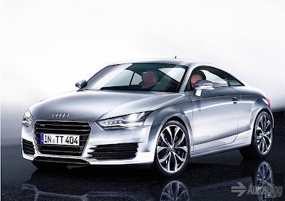 Audi TT MK3 2014 : Vers un retour aux sources ?