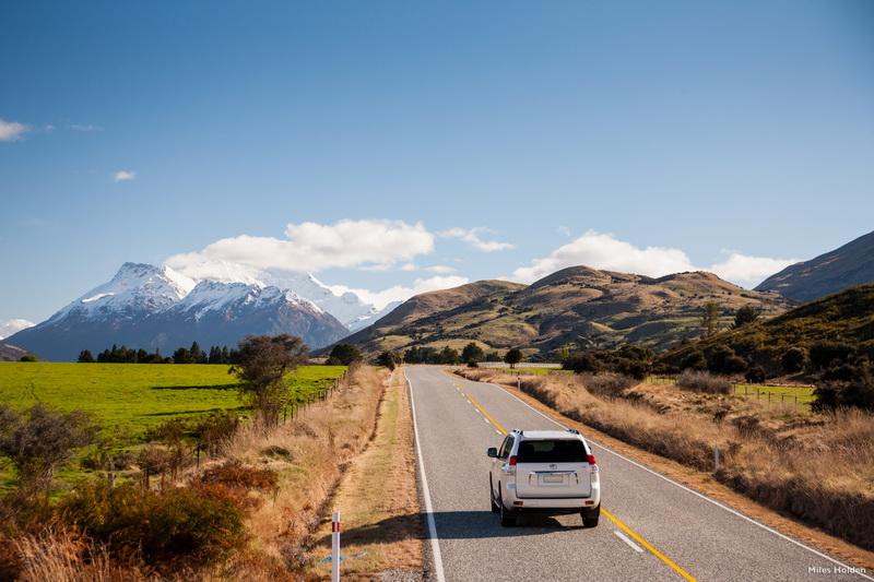 New Zealand Rental Car Laws