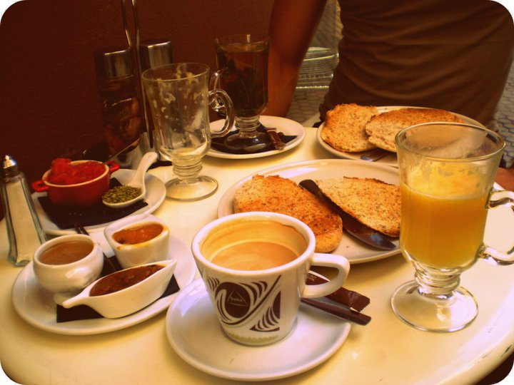 La cacharreria de sevilla ricos desayunos y meriendas - Desayunos en casa ...