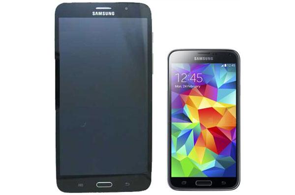 Ini Dia Penampakan Tablet Samsung SM - T2558