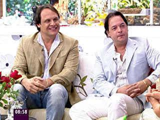 Mailton e Wilson Albuquerque (Foto: Reprodução/TV Globo)
