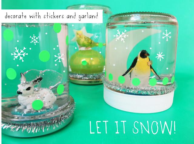 Latiti como hacer bolas de nieve - Como hacer bolas de nieve ...