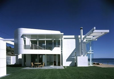 Site Blogspot  Interior Home Design on Modern White Beach House Interior Design In California