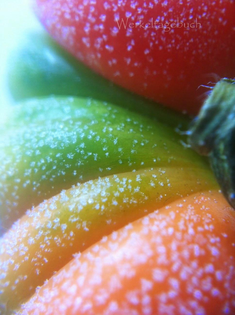 Macrophotography Tomato