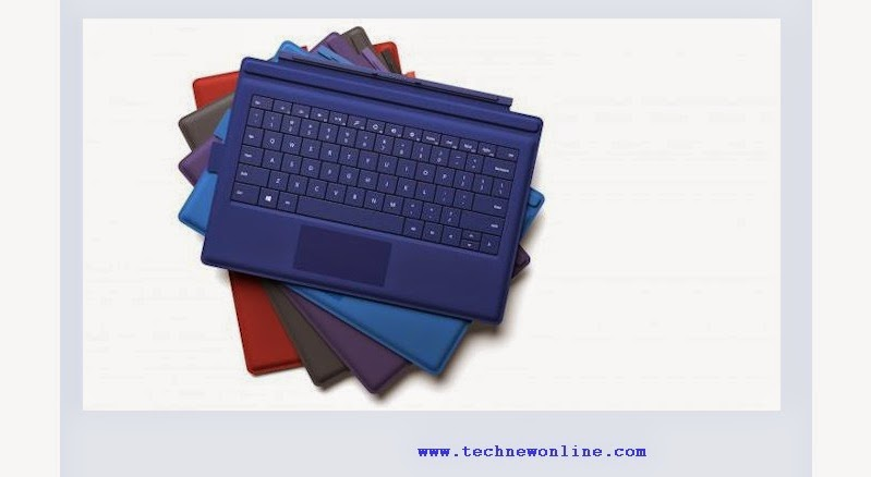 Surface Pro 3 - ambitions to replace the traditional laptop 5