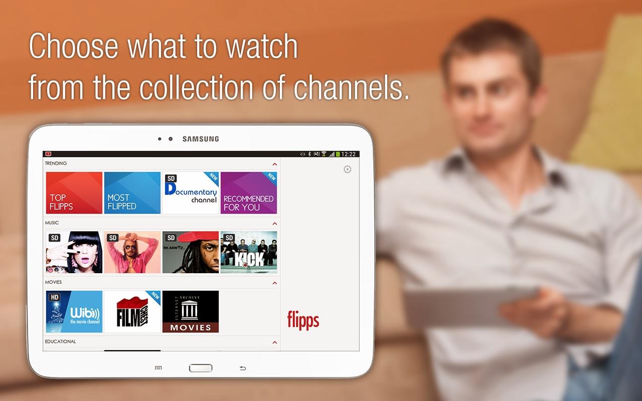 Flipps HD (Former iMediaShare) v5.3.2