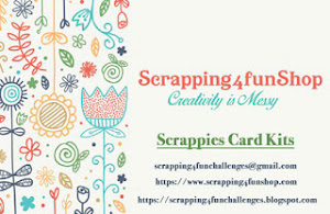 Scrappies Card kits