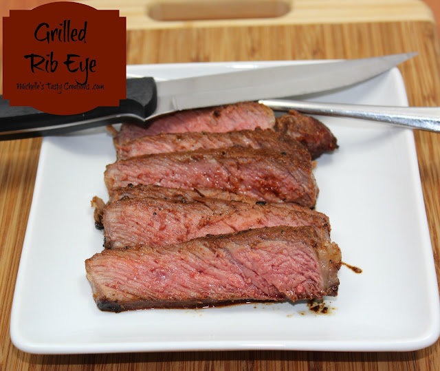 Michelle's Tasty Creations: Perfectly Grilled Steak