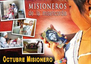 Domund 2015: Misioneros de la misericordia