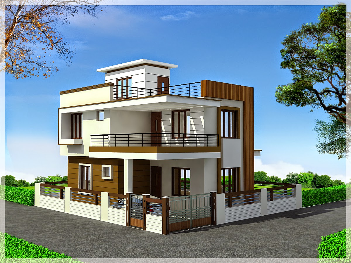 Ghar planner leading house plan and house design for 2 bedroom house designs in india