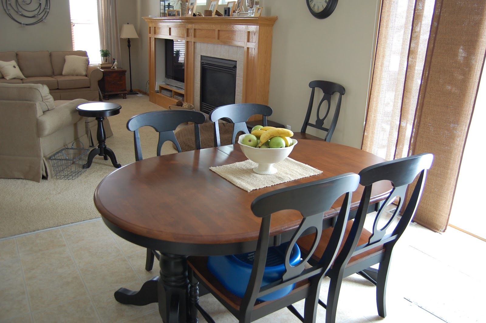 the V Side Kitchen Chairs the Cheap [Before & After]