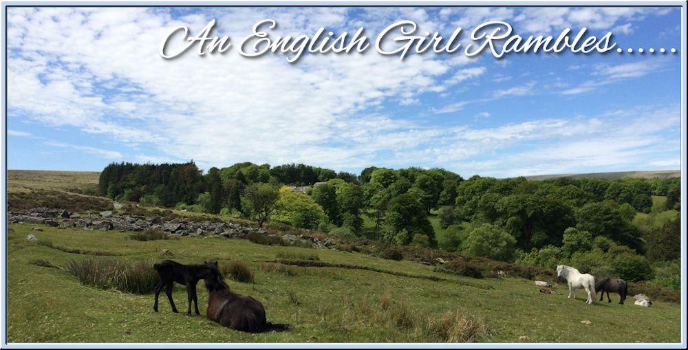 An English Girl Rambles