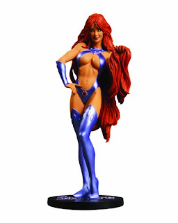 Starfire (DC Comics) Character Review - Statue Product