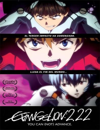 Ver Evangelion 2.22 (2009) Online