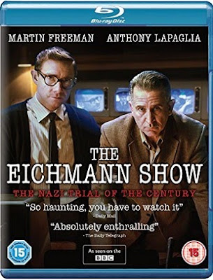 The Eichmann Show 2015 BRRip 480p 300mb ESub