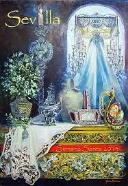 Cartel Semana Santa de Sevilla 2013