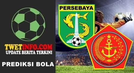 Prediksi Persebaya United vs PS TNI