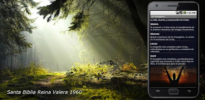 Holy Bible Reina Valera for Android