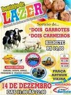 DOMINGO DE LAZER
