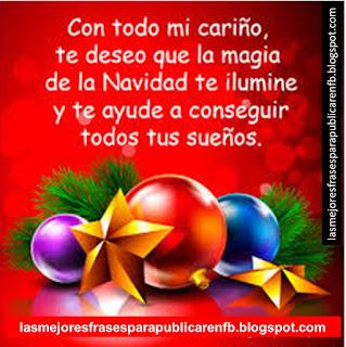 Frases De Navidad: Con Todo Mi Cariño
