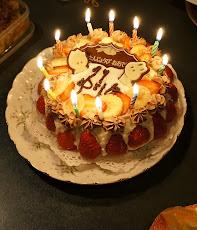 手作りケーキ☆