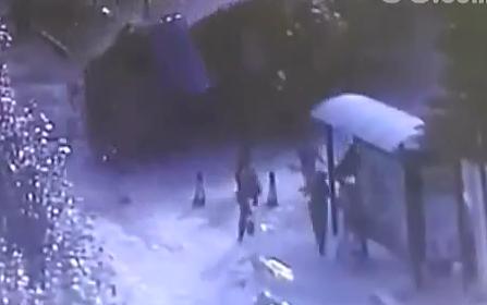 Camión Mata a Varios Peatones