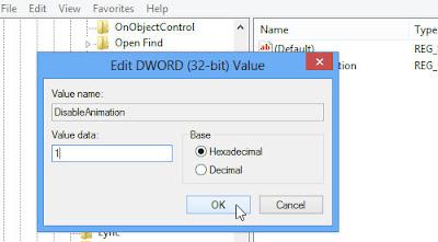 Bỏ hiệu ứng nhập văn bản trên Word 2013 5