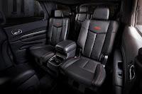 Dodge Durango (2014) Rear Seats