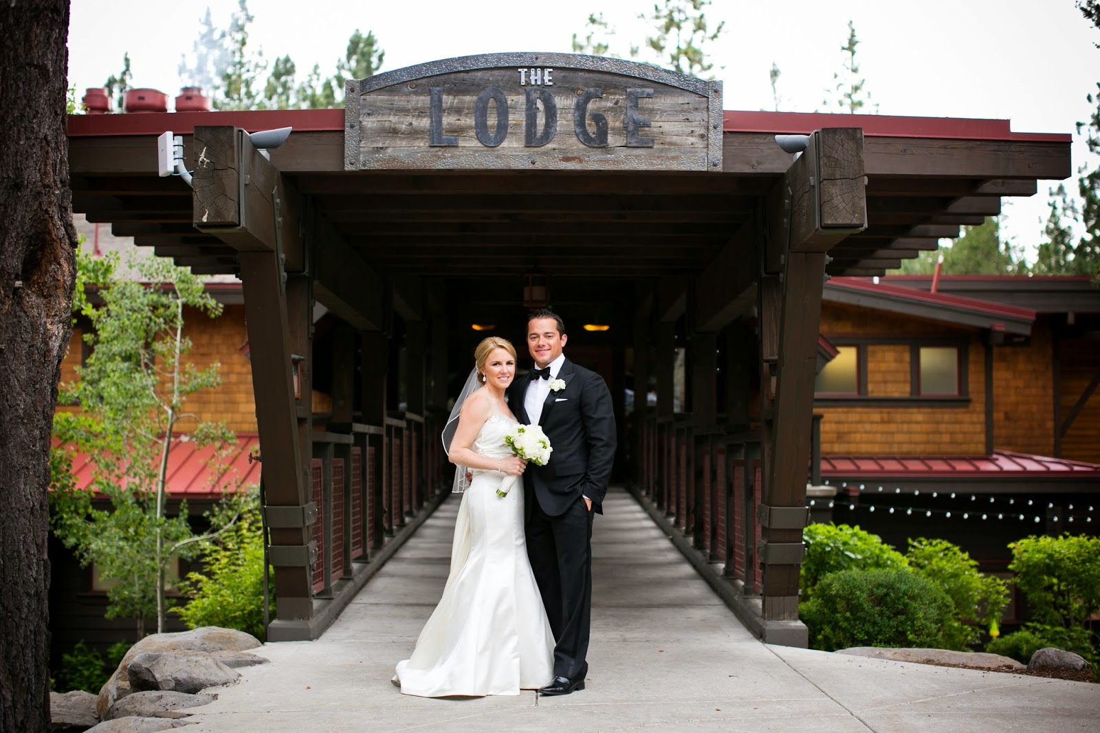 Tahoe Mountain Wedding // The Lodge at Tahoe Donner // Kacie Jean Photography // Take the Cake Event Planning