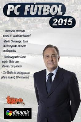 Pc Fútbol 2015