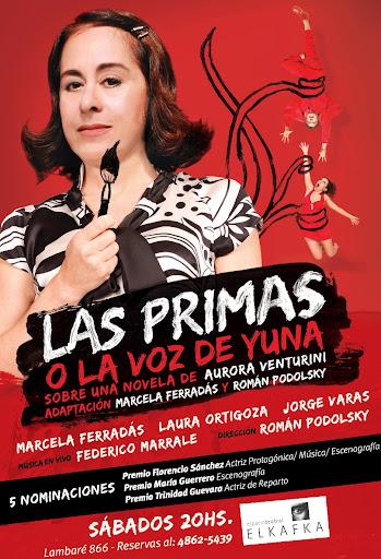 Las Primas o La Voz de Yuna