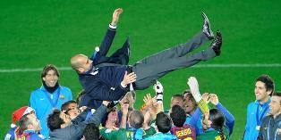 Kisah Sukses Guardiola