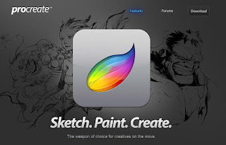 Pic of ProCreate Logo