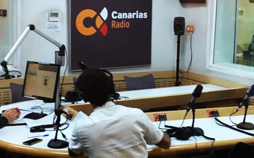 GORKA ZUMETA, INVITADO EN CANARIAS RADIO