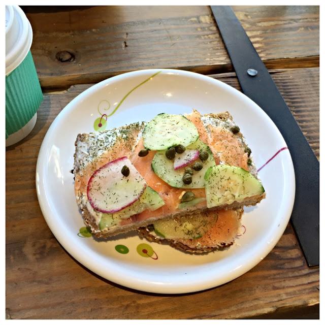 Caffino, Astoria, Sandwich