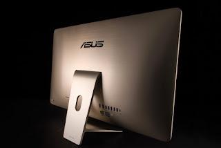 задняя сторона ASUS Zen 240 Pro